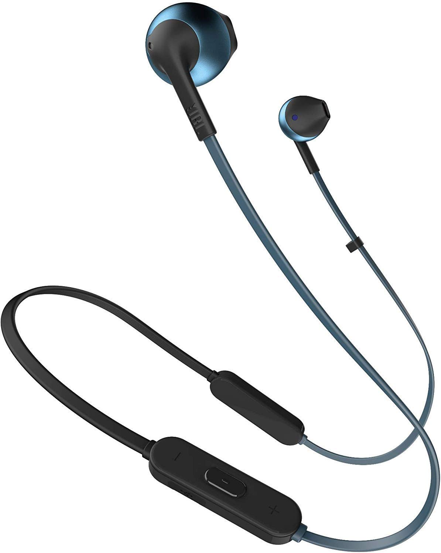 JBL T205BT Pure Bass Wireless Earphones-