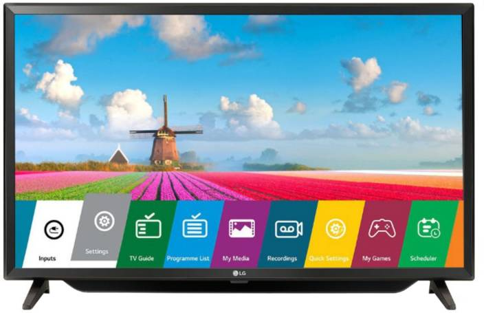 LG 32 Inches Hd Ready Smart Led TV