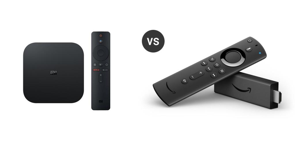 Xiaomi Mi Box Vs Amazon Fire TV Stick