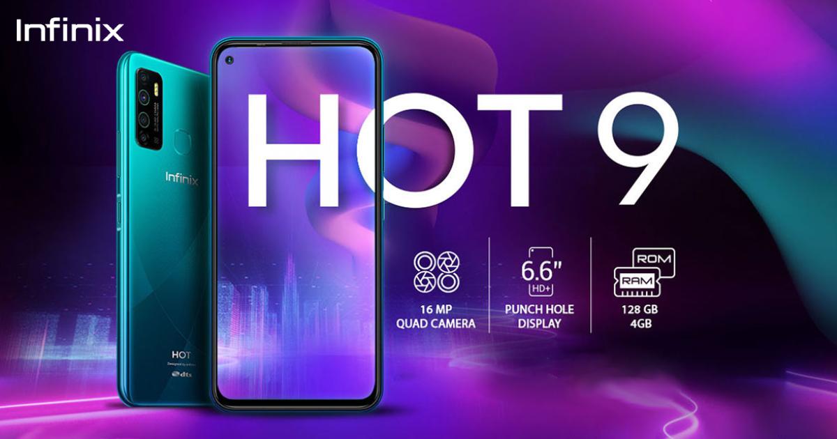 Infinix Hot 9 Pro Sale