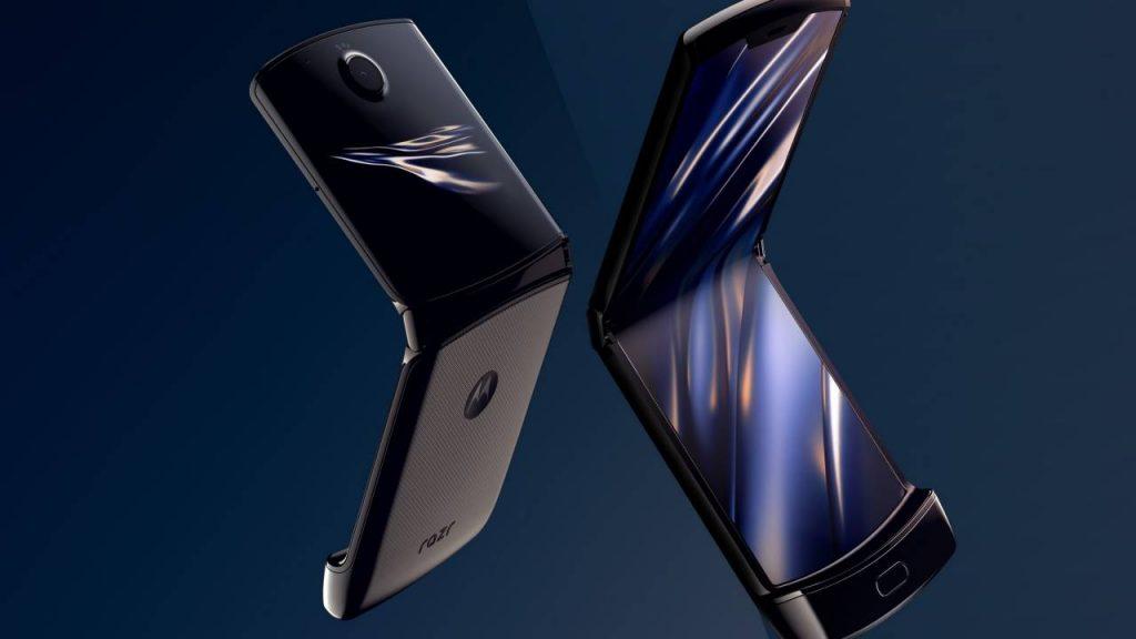 Motorola Razr 5 phone